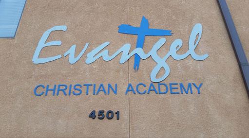 Evangel-Logo